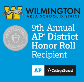 Wilmington Awarded AP Honor Roll Award