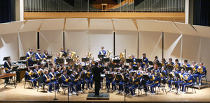 WAHS Band Awarded Highest Possible Rating