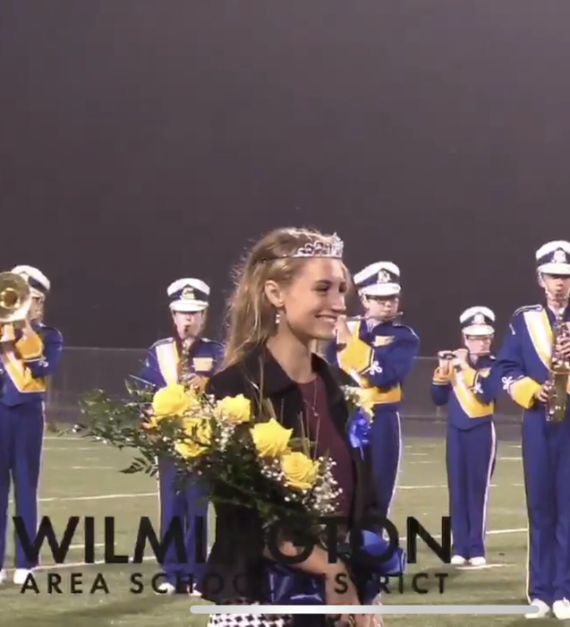 2018 Homecoming Queen