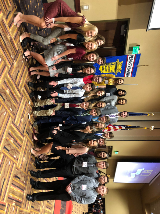 FBLA State Leadership Workshop at Kalahari