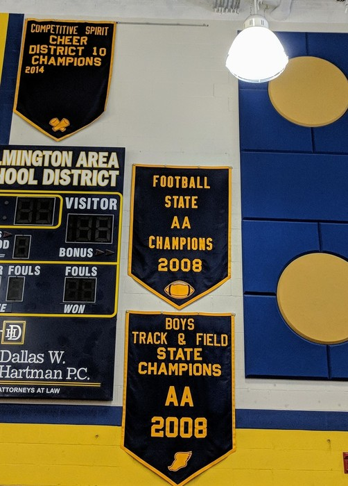 State Champion Banner